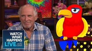 Jimmy Buffett Takes On The Shady Parrot | WWHL