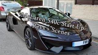 McLaren 540C  2015 - dabar