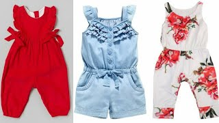 Gorgeous 😍 And Beautiful Baby Romper Designs