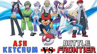 Ash vs Battle Frontier