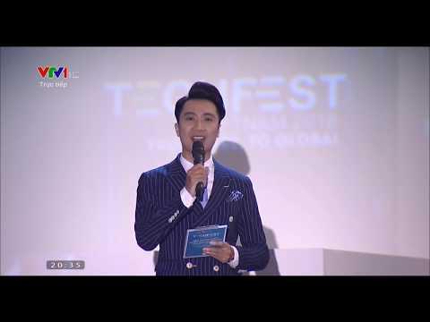 Vietnam Techfest 2018 - Ngày hội khởi nghiệp đổi mới sáng tạo Việt Nam
