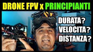 COME INIZIARE CON UN DRONE FPV E COME FUNZIONA??? GUIDA E INTRODUZIONE PER PRINCIPIANTI // PARTE 1