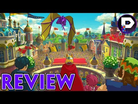 Ni no Kuni 2: Revenant Kingdom Review video thumbnail