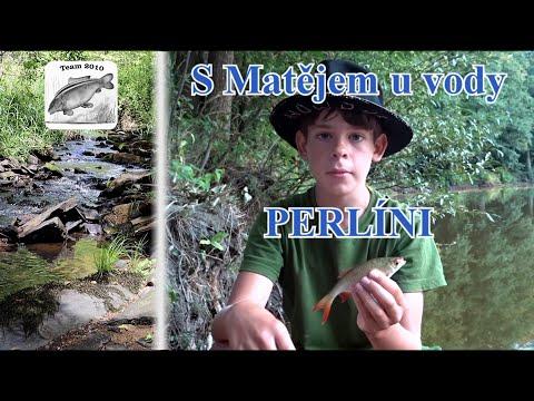 S Matějem u vody - PERLÍNI