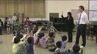 JEDI MIND TRICK FOR SHY KIDS (Teaching Artist David Wallace)