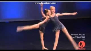 Chloe Lukasiak & Maddie Ziegler {Inside Of Me}