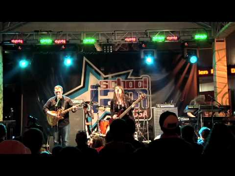 Jessica Prouty Band performs Escape at SchoolJam USA at NAMM