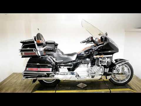 1993 Honda Goldwing Aspencade in Wauconda, Illinois - Video 1