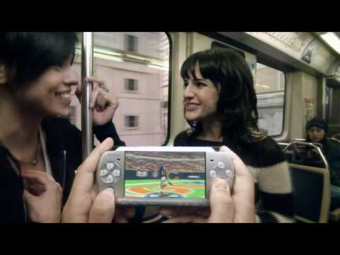 Commercial for PlayStation Portable, and PSP (2008 - 2009) (Television Commercial)