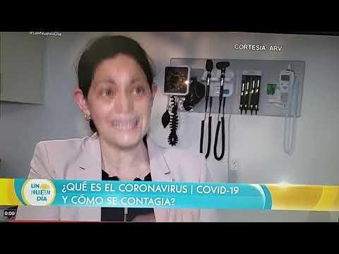 Video: Síntomas y fases del Coronavirus