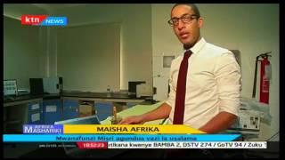 Africa Mashariki: Mwanafunzi Misri agundua vazi la usalama 18/09/2016