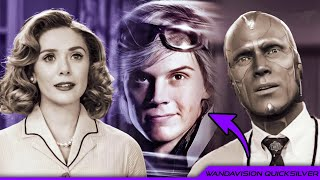 Actor De QUICKSILVER Evan Peters En WANDAVISION Confirmado