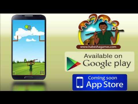 Video of Amharic Ethiopian Game ጢባጢቤ