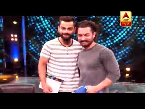 Virat Kohli, Aamir Khan to be in a chat show on Diwali