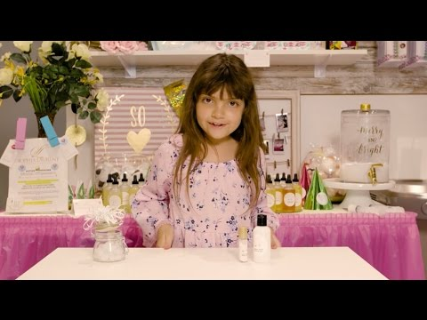 DIY: Perfume & Lotion | Sophia Says