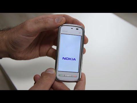 Nokia 5230, вот это скорость работы из 2009 года! Андроид отдыхает... Ретро обзор / Арстайл /