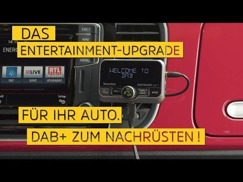 Das Entertainment-Upgrade für Ihr Auto. DIGITRADIO Car 1. | TechniSat
