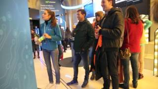 RAFA NADAL MOVISTAR MADRID SMART VENDING INNOVA POS
