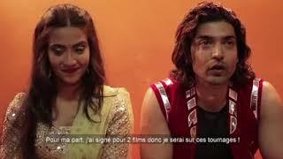 Projets, Séries, Suite De Gangaa ...Aditi Sharma Et Gurmeet Choudhary Se Livrent