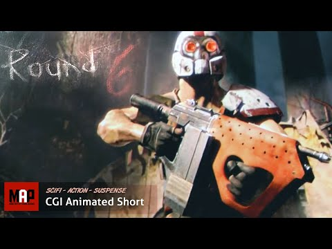"""CGI 3D Animated Short Film """"ROUND 6"""" Action Thriller Animation by Snowball Studios"""