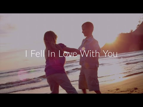 I Fell In Love With You | Couple Love Quotes