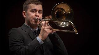 Larsson Concertino - Ivan Mučić, trombone & Zagreb Soloists