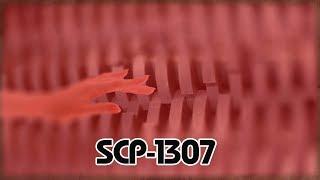 SCP-1307: El sacapuntas Humano (Español latino)