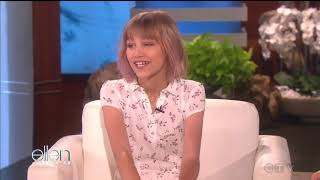 Grace VanderWaal at Ellen DeGeneres Show ( Performance and Interview )