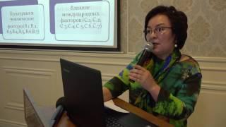 """Nazira Kurbanova: «Религиозный экстремизм в Кыргызстане"""""""