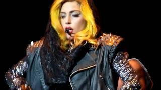 Lady Gaga - Poker Face [The Monster Ball @ Malmö Arena, 19/11, 2010] HD