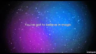 Got To Believe in Magic - Daniel Padilla and Kathryn Bernardo (Lyrics HD)