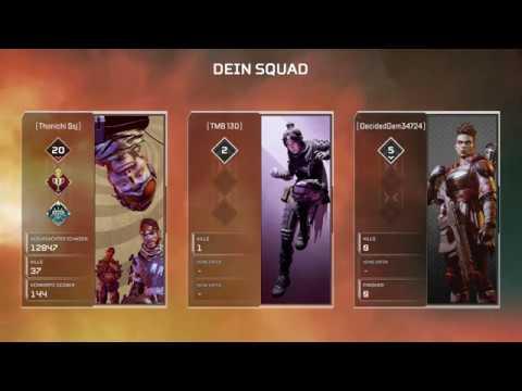 Apex Legends Xbox One X : #5 Traurig sehr Traurig [ Deutsch ] [ Gameplay ]