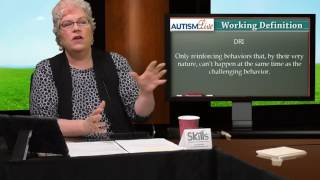 Autism Jargon: DRI (Differential Reinforcement of Incompatible Behavior)