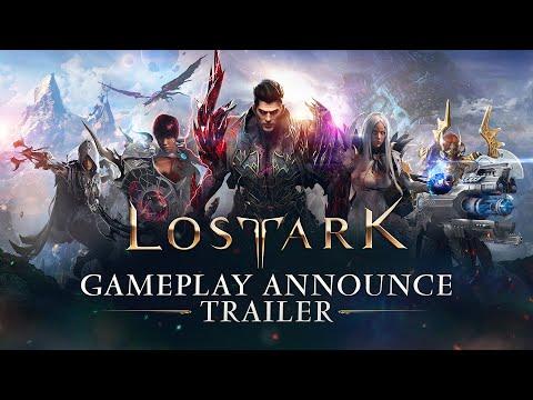 Lost Ark Gameplay Trailer Reveal