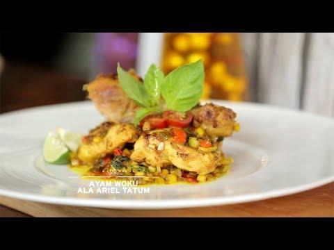 Video Chef's Table - Ayam Woku