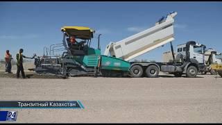 Как строят междугородние трассы Казахстана?