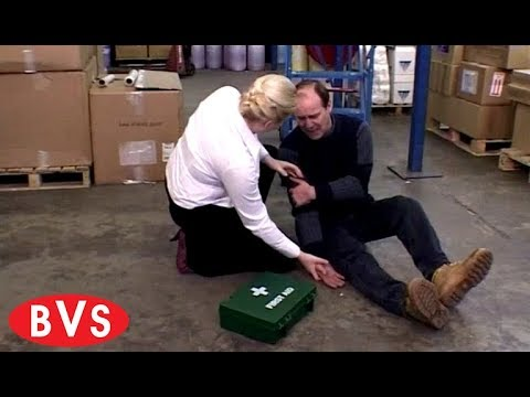 Emergency First Aid in the Workplace - BVS Training - YouTube
