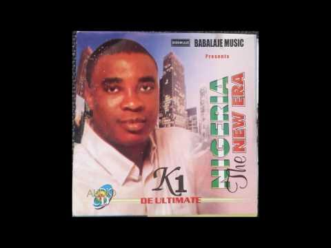 KING WASIU AYINDE MARSHAL...NIGERIA THE NEW ERA