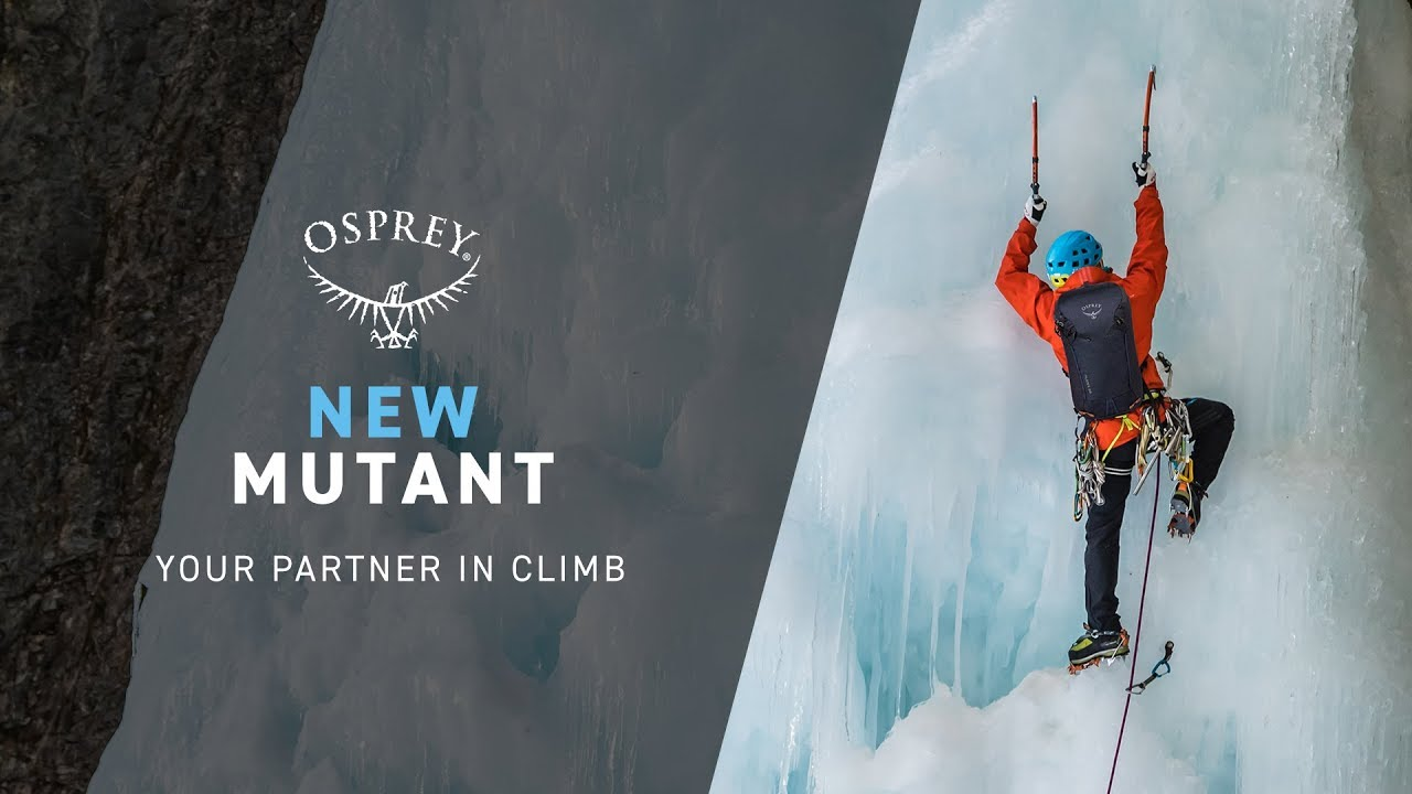Osprey Mutant | Your Partner In Climb