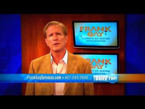 WFTV Plumbers - Frank Gay Plumbing the Local Experts in Orlando Plumbers you can Trust