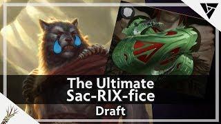 Artifact: The Ultimate sac-RIX-fice!