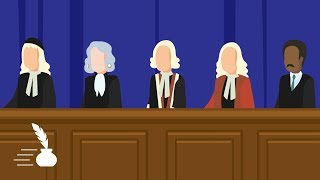 Click to play: How Are State Supreme Court Justices Selected? [POLICYbrief]