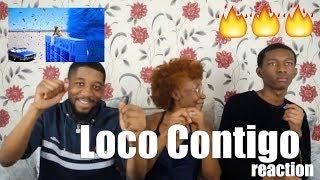 Dj Snake, J Balvin, Tyga   Loco Contigo Music Video Reaction | Latinreggaeton Vibes | Estrua