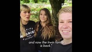 Steve Irwin's family returns to Animal Planet, more than a decade after his death