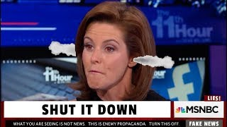 MSNBC Host Wants Facebook Shut Down to Stop 'Fake News'