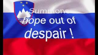 Slovenian Anthem (with english lyrics)