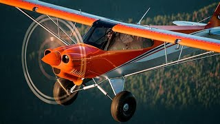 5 Awesome back country planes
