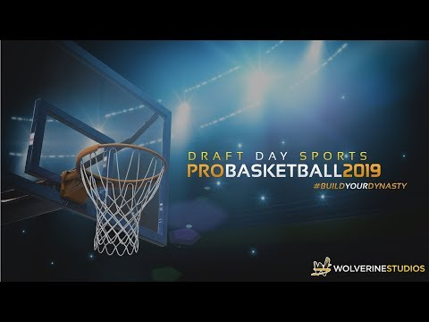 Draft Day Sports: Pro Basketball 2019 thumbnail