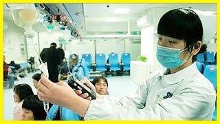 HOSPITALS: China vs. The West