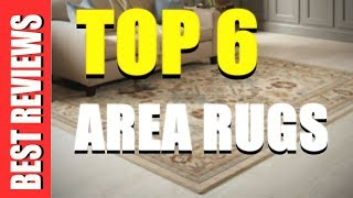 Best Area Rug 2020 [RANKED]   Buyers Guide
